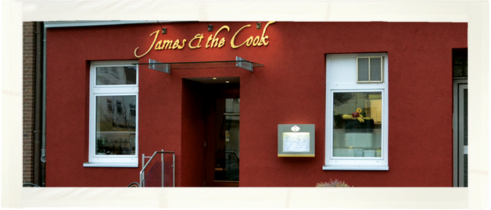 James and the Cook